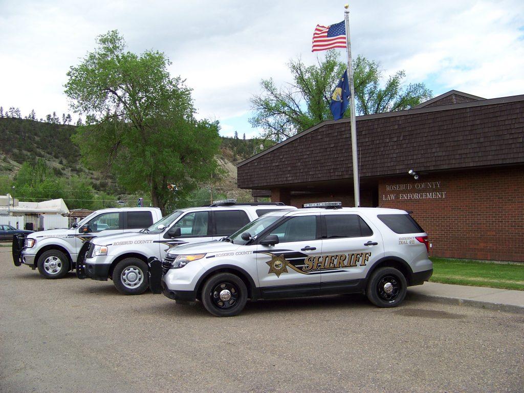 Sheriff - Rosebud CountyRosebud County
